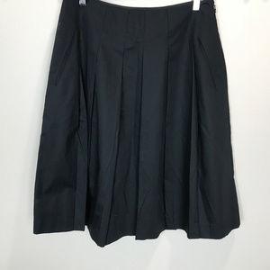 Women's Sz 4 Dark Navy Banana Republic Skirt
